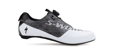 Specialized S-Works EXOS ROAD RACE SHOES US W 5.75 EU36 White/Black US M 4.75