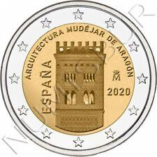 España 2 euro 2020 LA TORRE DEL SALVADOR DE TERUEL S/C