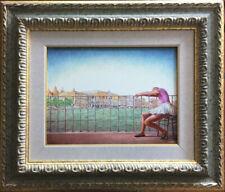 Sergio Nardoni - Venezia in sogno - dipinto olio 40x30 cm certificato