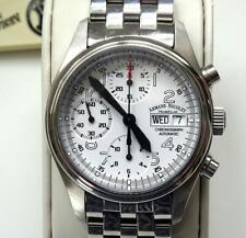 New Gent's Armand Nicolet Automatic Chronograph Watch with Day/Date