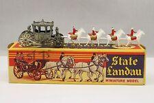 Benbros Qualitoy State Landau Miniature Model Royal Coach