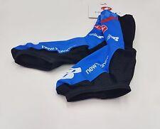 Castelli Aero Garmin 3.1 Men's Cycling Shoe Covers Blue Black Size S
