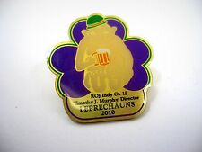 2010 Collectible Pin: ROJ Royal Order of Jesters Indianapolis Leprechauns