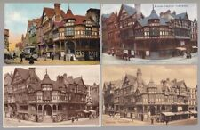 Cheshire CHESTER The Cross x7 c1900/30s? PPCs
