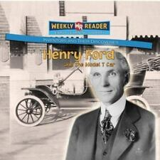 Henry Ford and the Model T Car (Inventors and Their Discoveries)-ExLibrary