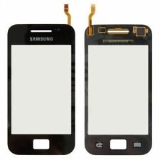 TOUCH SCREEN DISPLAY VETRO SAMSUNG GALAXY ACE TURBO GT S5830i S 5830i NERO