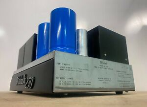 Vintage Mcintosh MC250 Stereo Power Amplifiers - Professionally Serviced!