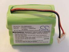 Batterie 1500mAh pour iRobot Braava 320, 321, 4408927, GPRHC152M073