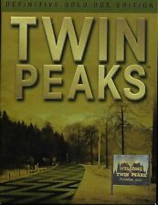 Twin Peaks - Definitive Gold Boxed Edition 2007 W/ 12 Postcards