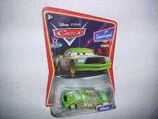 "HW DISNEY PIXAR CARS SUPERCHARGED ""CHICK"" VHTF RARE MATTEL CAR - NEW"