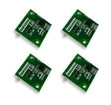 4 x Drum Imaging Reset Chip Konica Minolta Bizhub C451 ,C550 ,C650 '' IU610 ''