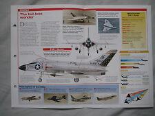 Aircraft of the World - Douglas F4D Skyray