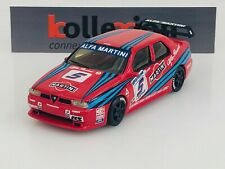 PROVENCE MOULAGE ALFA ROMEO 155 GTA Martini n°5 Supertourisme 1992 Larini 1.43