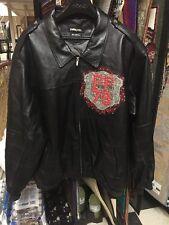 Pelle Pelle Marc Bachanan Leather Jacket Size 66