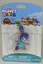 "Just Play - Disney Junior Muppet Babies ""Summer"" Mini Figurine (New)"