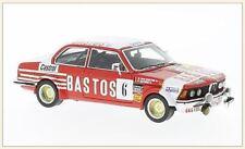 BMW 323i (E21) - Bastos - Patricjk Snijers/G. van Oosten - Condroz 1982 #6 - Neo