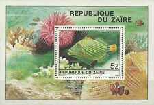 Timbre Poissons Zaire BF23 ** lot 12396