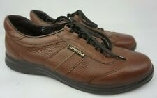 Mephisto Hike Men's Brown Leather Walking Shoes Size US 10.5