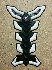 3D Rubber Motorbike Motorcycle Tank Pad Honda VTR VFR Hornet CBR (Type 4)