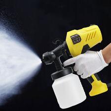 High Power Paint Sprayer Home Electric Spray Gun 800ml 3 Nozzles Decoration Tool