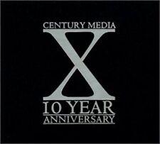 Century Media 10th Anniversary Box - Arch Enemy Nevermore CD NEU OVP
