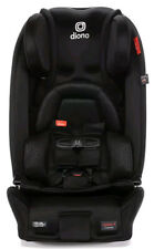 Diono Radian 3RXT All-in-One Convertible+Booster Child Safety Car Seat Black Jet