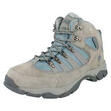 femmes MC KINLEY gris / DK gris/poudre Chaussures marche Par Hi Tec