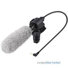 Sony ecm-cg60 Microfono Zoom cg60 per Handycam ILCE NEX SLT CIPEA dal rivenditore