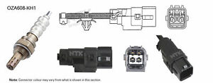 NGK NTK Oxygen Lambda Sensor OZA608-KH1 fits Kia Magentis 2.4 (MG)