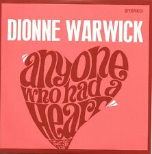 ★☆★ CD Dionne WARWICK - Burt Bacharach Anyone Who Had A Heart - Mini LP   ★☆★