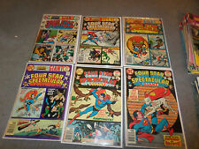 DC GIANT FOUR STAR SPECTACULAR 1-6 COLLECTION