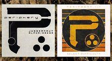 Periphery Juggernaut Alpha/Omega & Iii:Select Difficulty Ltd Ed 2 Rare Stickers!