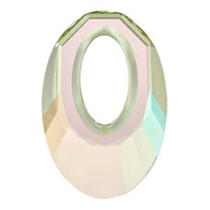 Swarovski Helios Pendant - Crystal Luminous Green 40mm