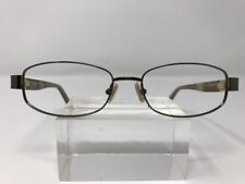Coach Eyeglasses Frame China 52-16-135 Olive Metal Frame Full Rim A620