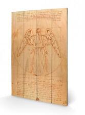 Doctor Who Holzdruck Weeping Angel 40 x 60 cm NEU & OVP