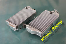 Fit Honda CR250R/CR250 R 2002 2003 2004 aluminum alloy radiator HIGH-PERF.
