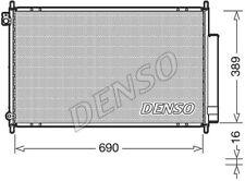 Condenser Air Conditioning Air Con A//C HONDA ACCORD VII 2.4 Saloon 154 06