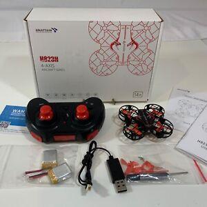SNAPTAIN H823H Plus Portable Mini Drone for Kids, RC Pocket Quadcopter