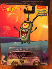 Hotwheels Nickelod 00004000 eon Plankton Dairy Delivery