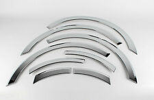 KIA CERATO SEDAN 2009-2012 CHROME FENDER GUARD TRIM WHEEL MOLDING