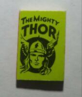 Marvel Mini Books 1966 lime MIGHTY THOR