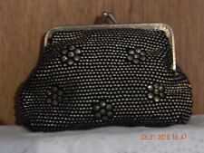 Coin Purse Snap Closure Rivet Like Covering On Outside