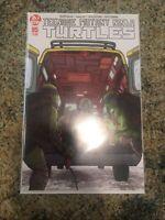 NM Teenage Mutant Ninja Turtles 95 2nd Print Variant 1st Jennika - IDW Comics