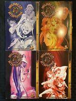 Shaolin Sisters 1, 3, 4, 5 Manga Graphic Novel OOP Action Tokyopop