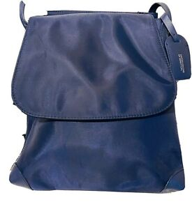 United Colors Of Benetton Navy Backpack.