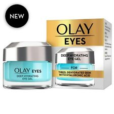 Olay Eyes Deep Hydrating Eye Gel For Tired Dehydrated Skin 15 ml - NEW & SEALED