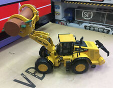 1/50 DieCast Model Construction Vehicles 982M Wheel Loader With Log Grapple