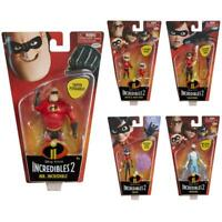 "DISNEY PIXAR INCREDIBLES 2 ACTION FIGURE 4"" TOY"