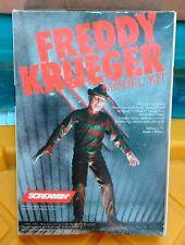 Screamin' FREDDY KRUEGER 1/6 Scale 1992 Vinyl Model SEALED! KAIYODO Japan
