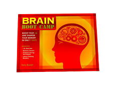 BRAIN BOOT CAMP Kit-with 400pg Bk/Memory Wheel/Wipe Off Board/Pens